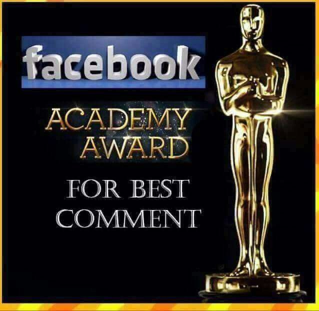 Funniest Meme Comments : Academy award humor pinterest