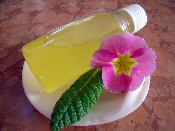 Misha Beauty - přírodní kosmetika a jiné DIY : Vlasový olej s arganem a bambuckým máslem