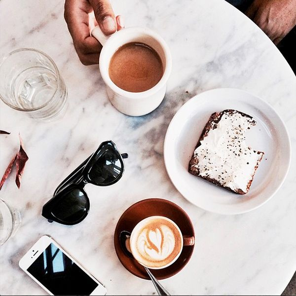 The 30 Most Instagrammed Restaurants In S.F. #refinery29  http://www.refinery29.com/san-francisco-restaurants-instagram#slide4  The Mill  Every piece of toast is just a little slice of heaven on a plate. The Mill, 736 Divisadero Street (between Grove and Fulton streets); 415-345-1953.