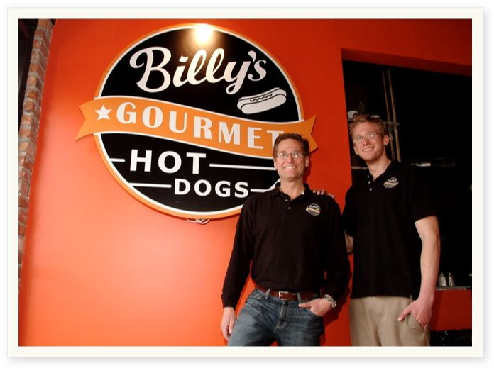 Billy S Gourmet Hot Dog