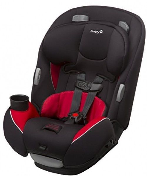 3 In 1 Car Seat Booster Convertible Baby Toddler Safety Recline Adjustable New