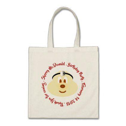 #party - #Doctor 鮑 鮑 Birthday Souvenir Tote Bag 3