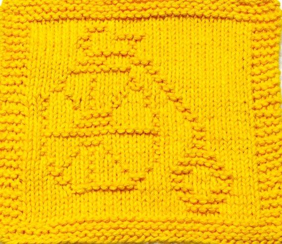 Knitting Cloth Pattern  BICYCLE  PDF by ezcareknits on Etsy, $2.85
