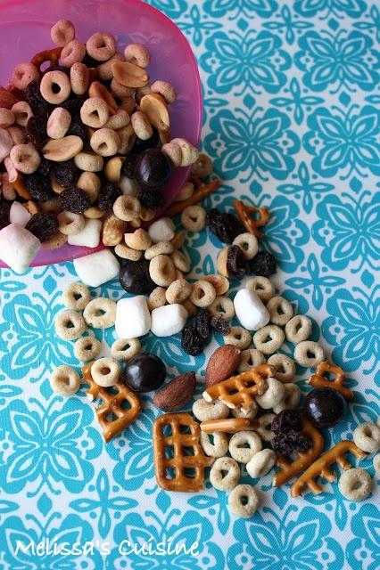 Trail Mix - snack idea