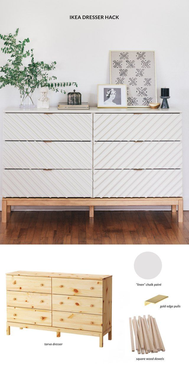 Muebles Baratos Ikea Transform A Humble Ikea Dresser Into A Gorgeous Bedroom Piece