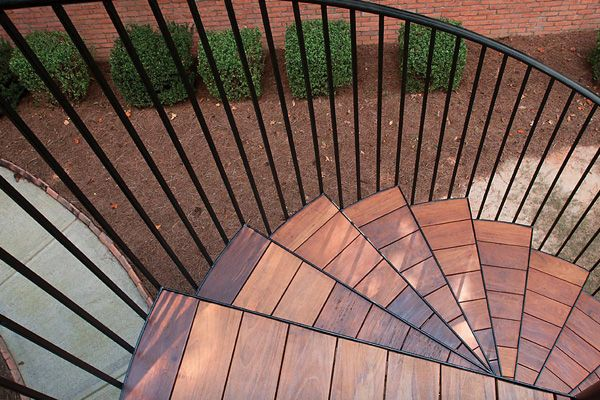 Best Spiral Stairs From Deck Jpg 600×400 Exterior Stairs 400 x 300