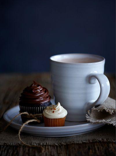.Cups Of Coffe, Teas, Chocolates Cupcakes, Bundt Cake, Hot Chocolates, Coffee Cupcakes, Pumpkin Spices Latte, Minis Cupcakes, Ou Chocolat