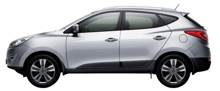 Hyundai ix35 Series II | Hyundai New Zealand
