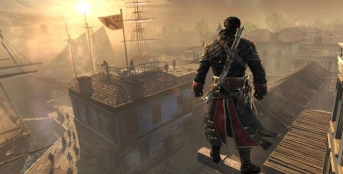 Ubisoft defends throw 2 Assassin's Creed deliveries of the same year. The true fans are happy