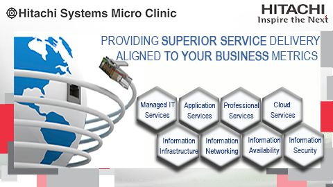 Hitachi Systems Micro Clinic Unveils Software To Cut Printing Costs