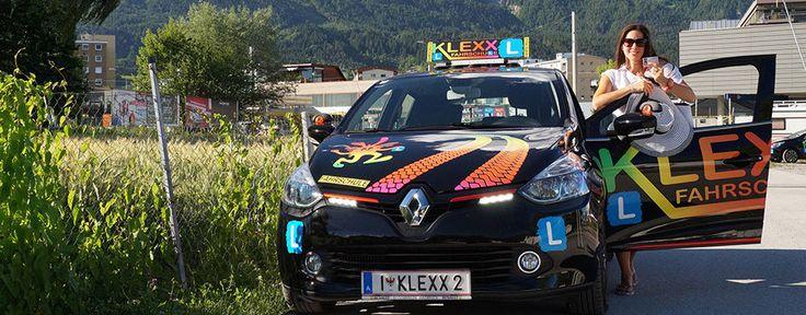 Führerschein B bei Fahrschule Klexx - mehr unter www.fahrschule-klexx.at