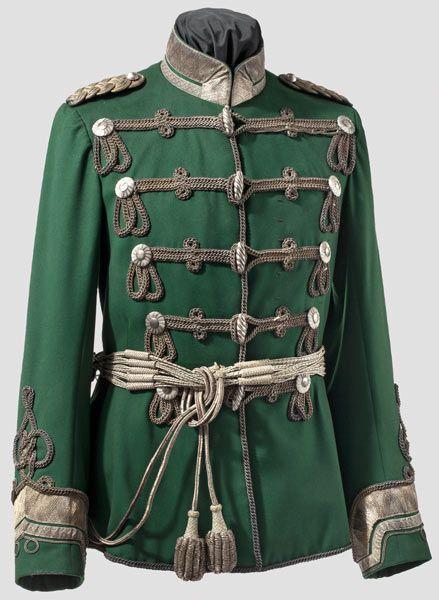 Prusia 11º Húsares 2º de Westfalia. Comandante