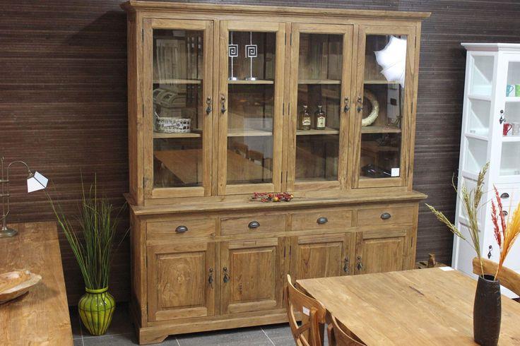 25 beste idee n over teakhouten meubelen op pinterest 50er jaren meubilair teakhout en dressoir - Solide teakhout ...