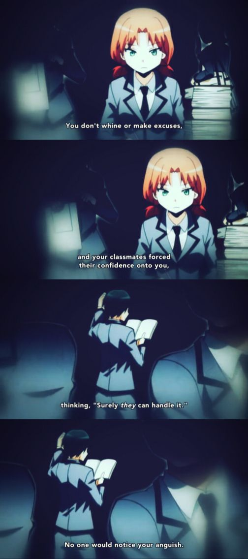 Koro-sensei advice during the shoot-out part TWO (episode 21). Tags: Ansatsu Kyoushitsu, Assassination Classroom, Anime, Comedy, Shounen, School, Fantasy, Action