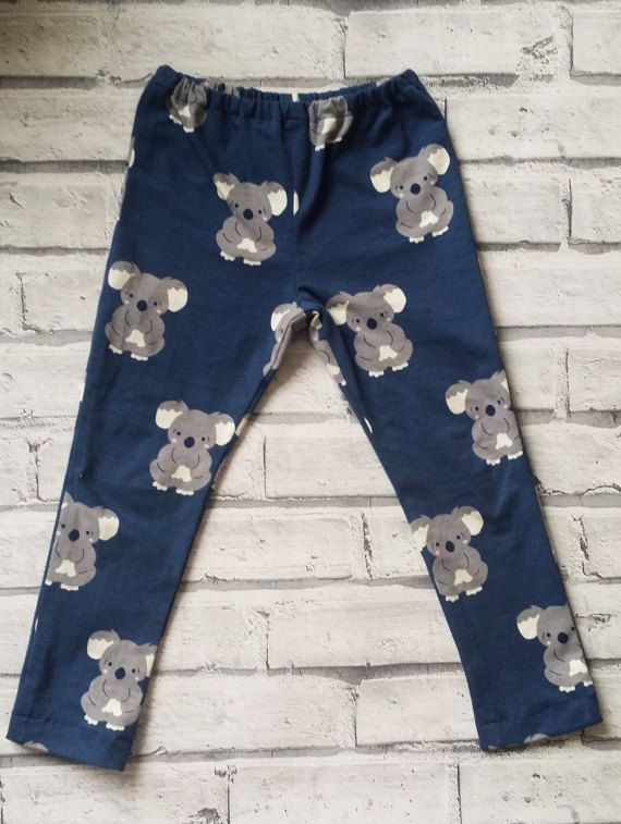 Check out this item in my Etsy shop https://www.etsy.com/uk/listing/476466207/koala-leggings-girls-leggings-koala
