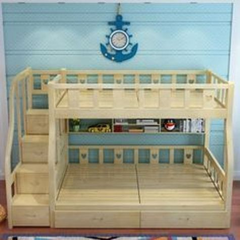 Comfy Loft Bed Design Ideas For Teen 43