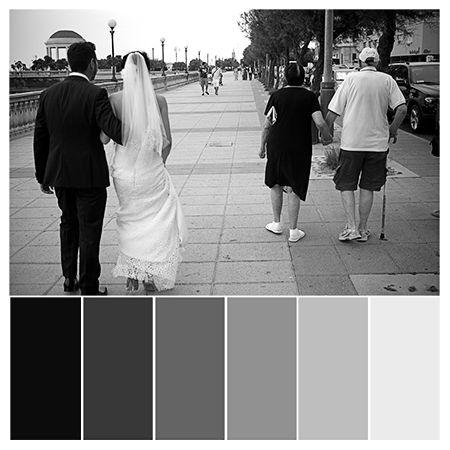 Anche i colori parlano...#palettes #wedding #colors #colori #photography #biancoenero #blackandwhite #blackwhite