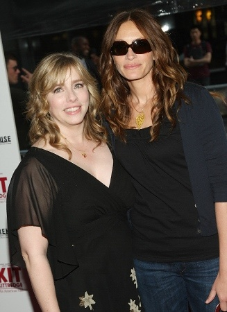 Julia Roberts' sister may not be as famous as America's Sweetheart, but she's had more roles than you'd expect. Lisa Roberts Gillan teamed up with her famous sis for her latest flick, 'Eat Pray Love,' but has also been featured on 'Friends,' 'Law & Order,' and 'Sex and the City.' She's also had big screen roles in a number of Julia's films such as 'Something to Talk About,' 'I Love Trouble,' 'Runaway Bride,' and 'Mona Lisa Smile.'