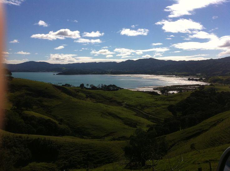 Coromandel NZ - Simply Stunning 2013 Taken by Kelli (admin)