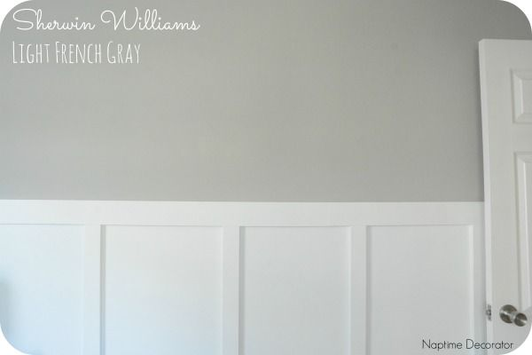 The PERFECT Gray Paint Color, and a Sneak Peek of the New Office!