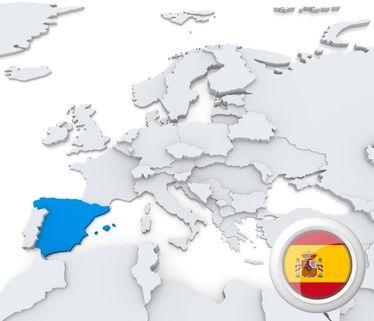 EURODANE - gospodarka Hiszpanii , PKB, inflacja, ludność, giełda, finanse, deficyt