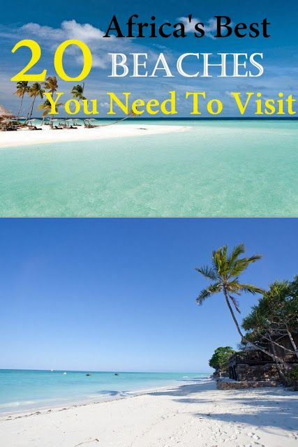 PARADISE FOUND | 20 AFRICA'S BEST BEACHES YOU NEED TO VISIT - See more at: http://www.itsallbee.com