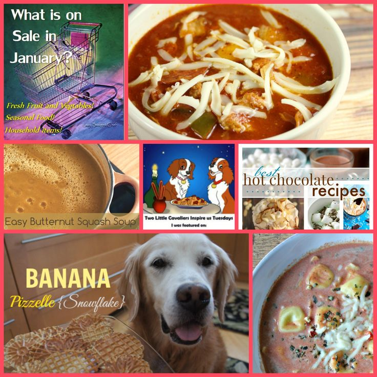 Inspire Us Tuesdays – Bring On the Hot Soup!