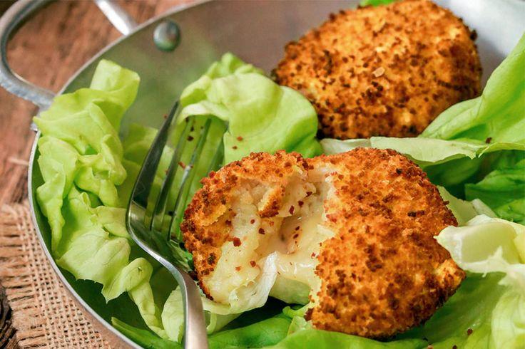 Croquettes de pommes de terre à la mozzarella au Thermomix - Cookomix