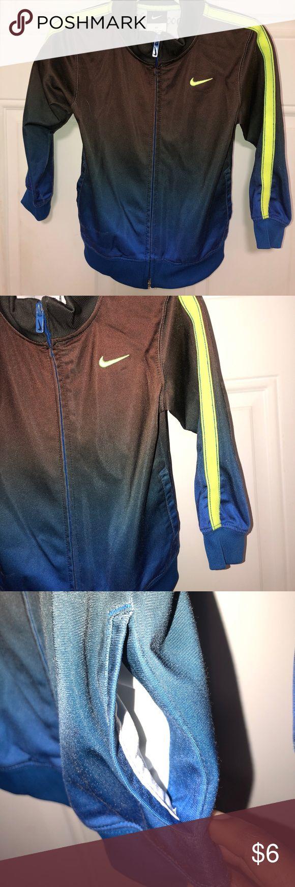 Nike Track Jacket Nike track jacket Name written in the inside Nike Jackets & Coats