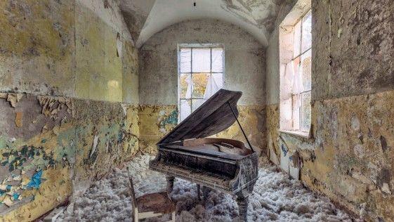 Christian Richter - Los edificios abandonados más bellos de Europa