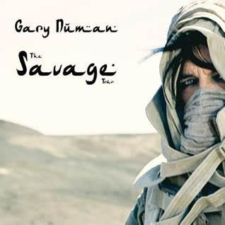 Gary Numan - The Savage Tour AnnouncedWithGuitars