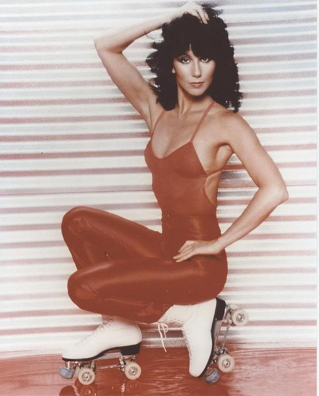 'Hell on Wheels' - Cher