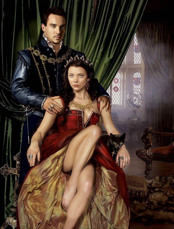 The Tudors - King Henry VIII and Queen Anne Boleyn