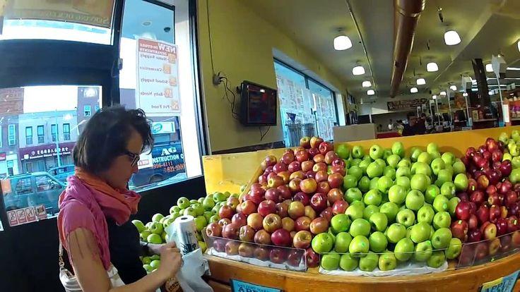 Цены в русском магазине или сколько стоит еда в Нью-Йорке.