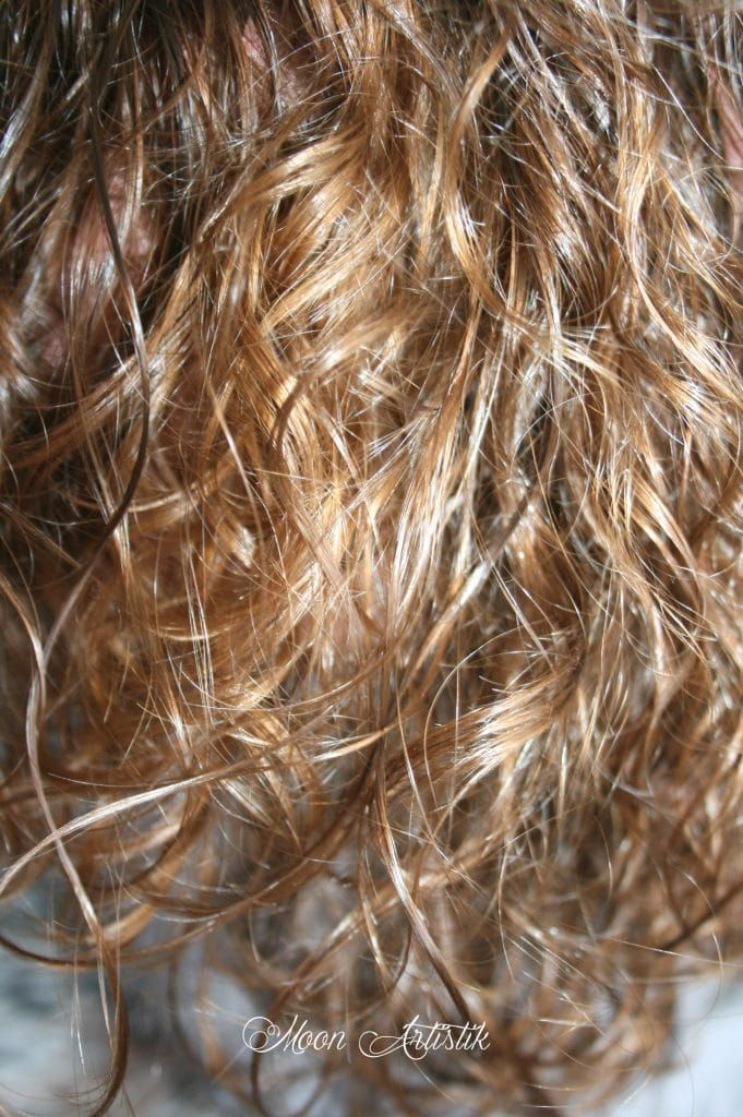 Gel de lin à la cannelle, pour une hydratation intense des cheveux secs, frisés ou bouclés