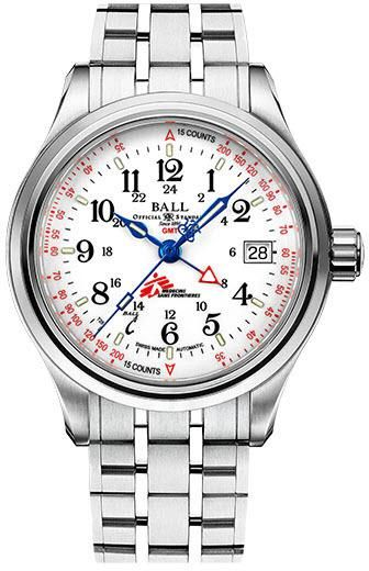 Ball Watch Company Trainmaster Pulsemeter GMT MSF #add-content #bezel-fixed #bracelet-strap-steel #brand-ball-watch-company #case-depth-10-75mm #case-material-steel #case-width-38mm #date-yes #delivery-timescale-call-us #dial-colour-white #discount-code-allow #gender-mens #gmt-yes #limited-edition-yes #luxury #movement-automatic #new-product-yes #official-stockist-for-ball-watch-company-watches #packaging-ball-watch-company-watch-packaging #style-dress #subcat-trainmaster