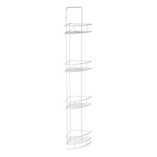 14 cm x 87 cm Badregal Jetzt bestellen unter: https://moebel.ladendirekt.de/bad/badmoebel/badregale/?uid=5d570383-8fef-5361-bb3c-d59675f52e2a&utm_source=pinterest&utm_medium=pin&utm_campaign=boards #badregale #bad #badmoebel #storage #bathroom