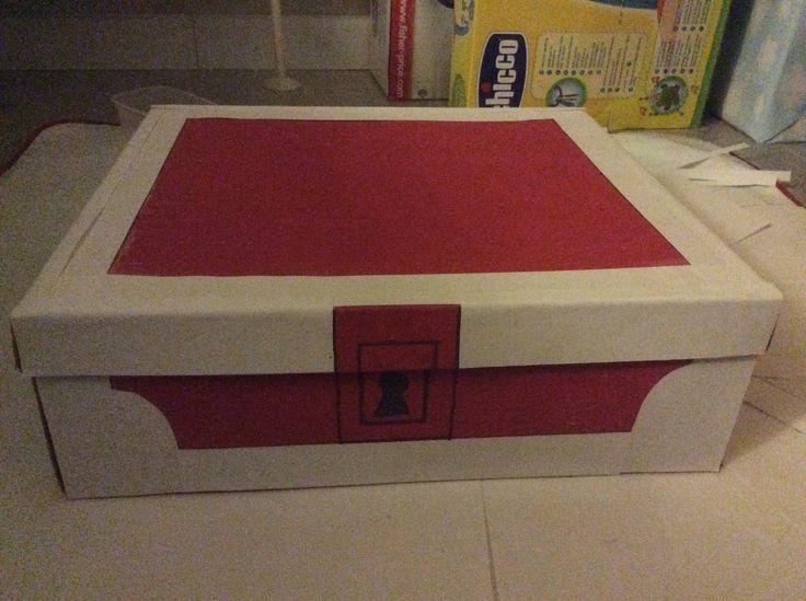 25 beste idee n over geheime doos op pinterest verborgen compartimenten en altoids blikken - Geheime deco ...