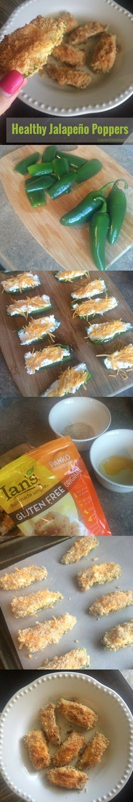 HEALTHY JALAPENO POPPER RECIPE by LaurenGleisberg.com