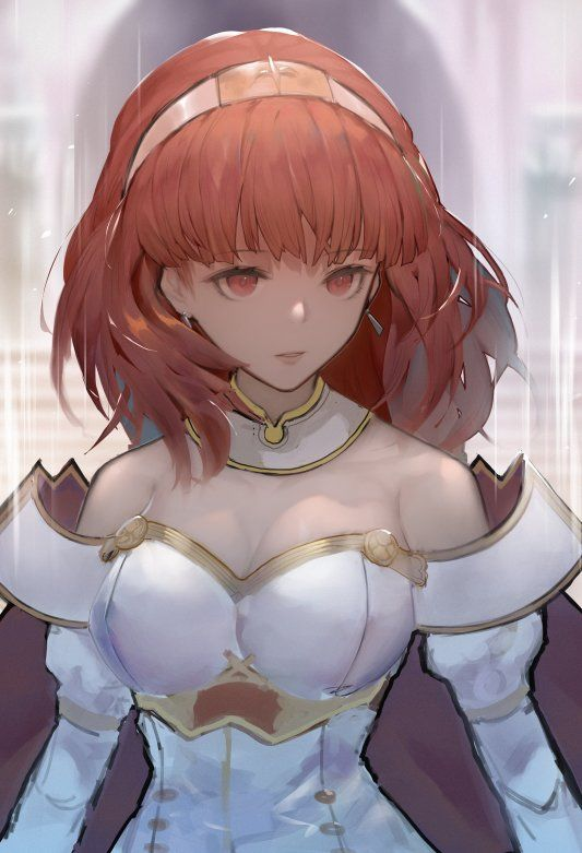 Celica  |  gotta luv all the red heads! (except severa...the girl is a little annoyiing ) |