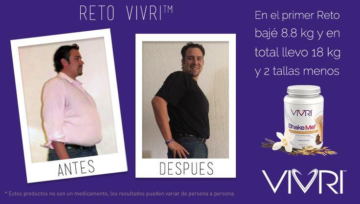 #VIVRI #TESTIMONIO