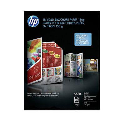 "HP Q6612A Small Format Laser Brochure Paper White 8.5"" x 11"" Glossy Paper #Q6612A #HP #TAAPaper  https://www.techcrave.com/hp-q6612a.html"