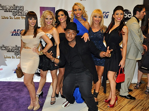 Kyle Massey and Troupe dancers http://www.lasvegasroundtheclock.com/images/stories/Judy/04-17-12/dancing/Dancing_With_The_Stars_Las_Vegas_Tropicana_13130.jpg