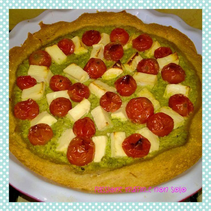Torta+salata+tricolore