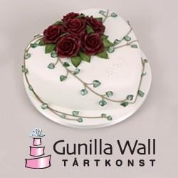 Gunilla Wall Tårtkonst
