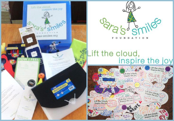 Sara's Smiles Foundation #ChildLife #ChildhoodCancer #GivingBack #NonProfit