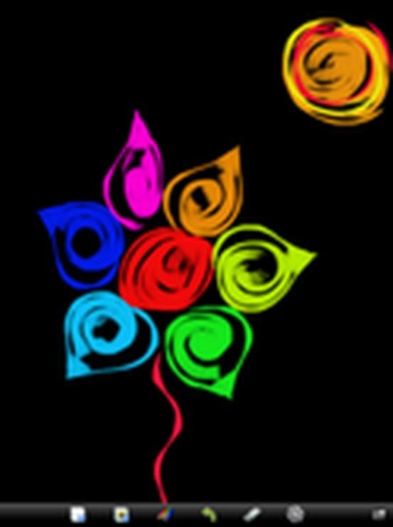Amy's Night Flower