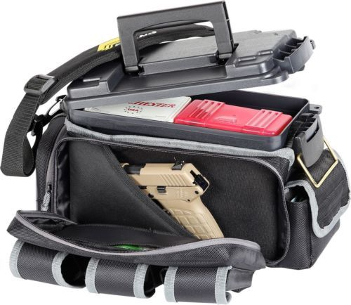 Ammunition Cases and Cans 177886: Plano 1312 X2 Shooting Range Bag With Storage -> BUY IT NOW ONLY: $49.99 on eBay!