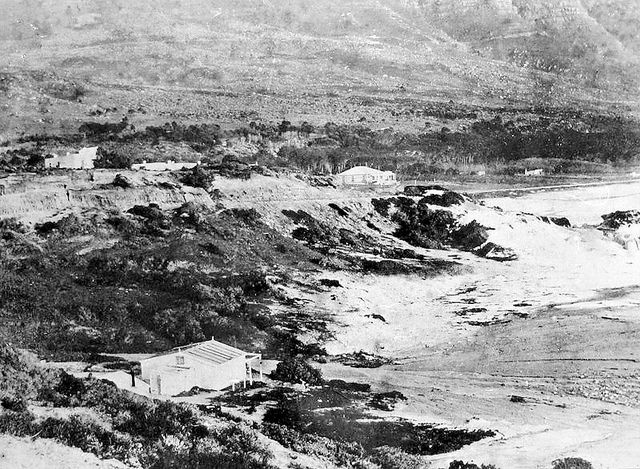 Glen Beach, Camps Bay 1889| Flickr - Photo Sharing!