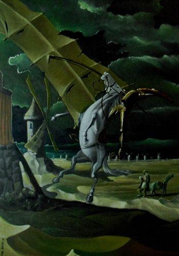 D.Quixote